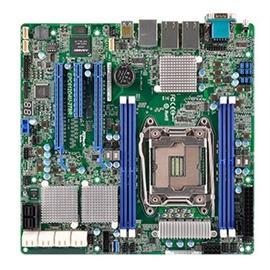 ASRock Motherboard EPC612D4U-2T8R E5-1600/2600v3 LGA2011 R3 C612 DDR4  PCI-Express SATA UATX Retail