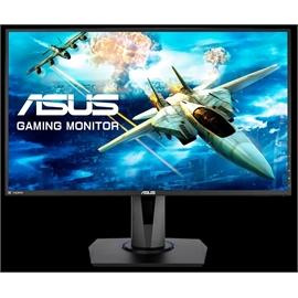 Asus Monitor VG275Q 27 inch Full HD 1920x1080 10M:1 1ms HDMI/VGA Speaker  Eye Care Black Retail