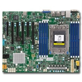 Supermicro Motherboard MBD-H11SSL-C-B AMD EPYC 7000 SATA PCI Express ATX  Bulk