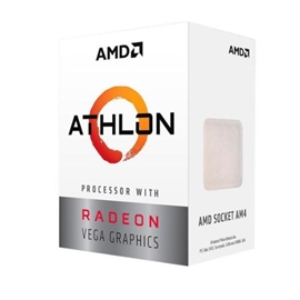 AMD CPU YD260XBCAFBOX Ryzen 5 2600X 6 Cores 12 Threads 95 Watts AM4 19MB with