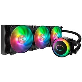 ASUS Fan ROG RYUJIN 240 All-In-One liquid CPU Cooler color OLED Aura